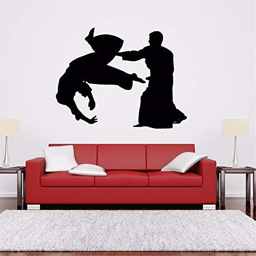 etiqueta de la pared etiqueta de la pared decoración Artes marciales mixtas...