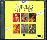 2 CD´s POPULAR COLLECTION BAND 6 - 2 CDs jeweils mit Solo und Playback und Playback allein - passend zur Notenausgabe B