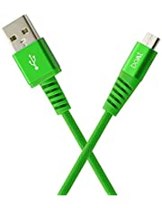 boAt Rugged V3 Braided Micro USB Cable (Ivy Green)