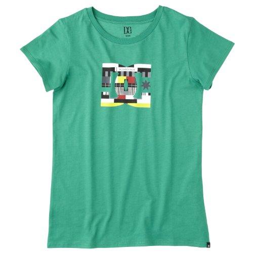 DC Shoes Mire T-shirt pour femme eméraude