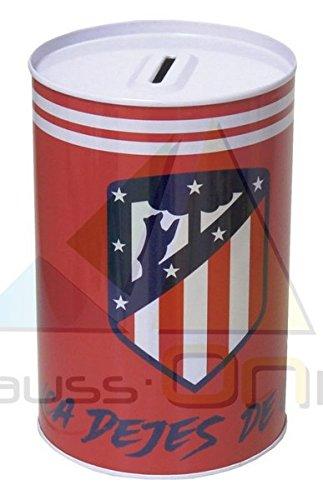 Hucha Atletico Madrid Metalica