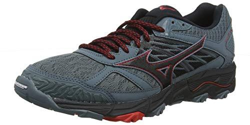 459f1ea6e Mizuno Wave Mujin 5, Zapatillas de Running para Asfalto para Hombre, Gris  (Quarry