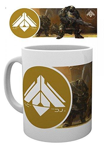 Destiny - Cabal Tazza Da Caffè Mug (9 x 8cm)
