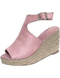 2018 43 esSandalias Mujer Amazon Verano Para Zapatos 9Y2IEHWD