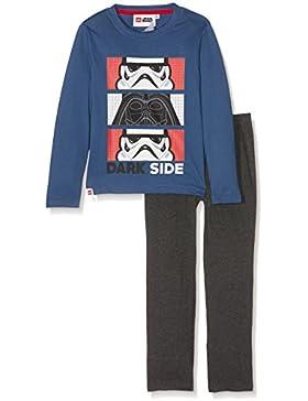 LEGO Star Wars Chicos Pijama - Azul