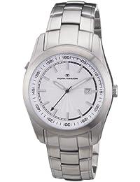 TOM TAILOR Herren-Armbanduhr XL Analog Quarz 5407503