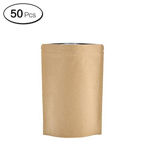 schluss-Packpapier-Taschen-Speicher Dessert-Tasche. 15*21*4cm/5.9*8.3*1.6Inch ()