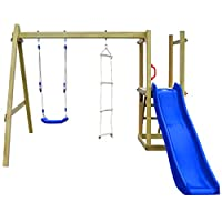 8f58215eeae8 Altalena con scivolo e giochi outdoor - shopgogo