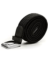 Stretchgürtel schwarz 95cm, 110cm, 125cm elasisch dehnbar