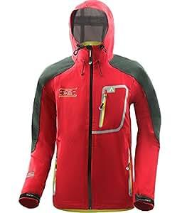 Veste étanche ultra-respirante avec renforts Kevlar - Guides de montagne