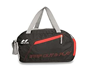 NIVIA Sports Pace 2 Bag (Black Red)