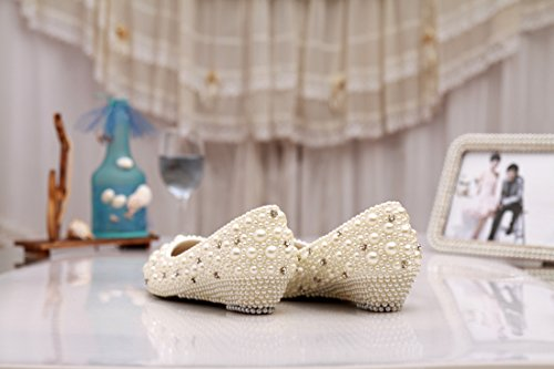 Wedge A Minitoo Cuneo Bianca Avorio Donna gqxOPY
