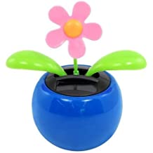 70927de06bed71 Solar Dancing Flower - Assorted Colors by Warm Fuzzy Toys