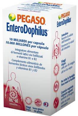 Enterodophilus 40 capsule - integratore alimentare di fermenti lattici vivi liofilizzati