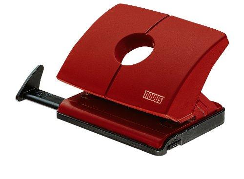 Preisvergleich Produktbild Novus Bürolocher B 216, Metall/Kunststoff, 16 Blatt, rot