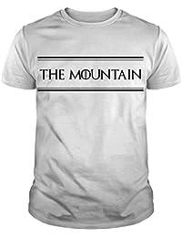 Camiseta de Mujer Juego de Tronos Nombre The Mountain