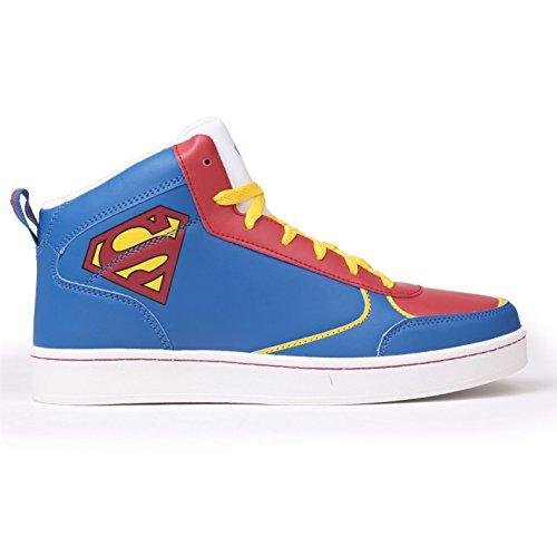 DC Comics Homme Superman Hi Top