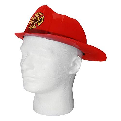 Kostüm Feuerwehrmann Hat - Dress Up America Feuerwehrmann