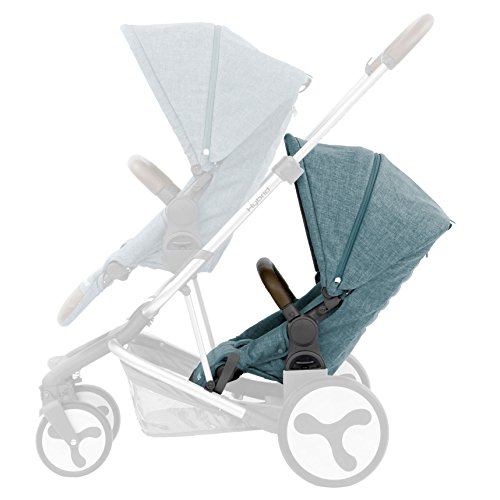 BabyStyle Hybrid Tandem Sitz, Mineral Blue