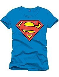 Superman Superman Logo Classique - Camiseta Hombre
