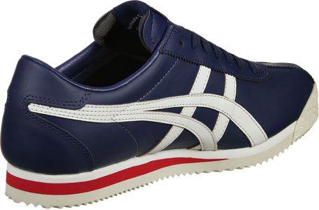 Onitsuka Tiger - Tiger Corsair White/True Red - Sneakers Uomo Blu