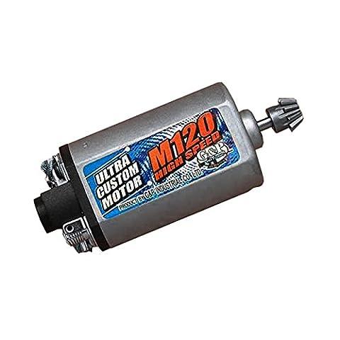 G&P M120 High Speed Motor Short Shaft G36 Ak Airsoft