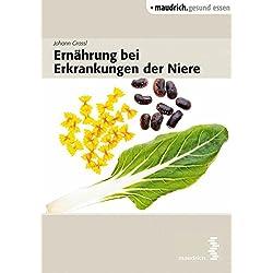 Ernährung bei Erkrankungen der Niere (maudrich.gesund essen)