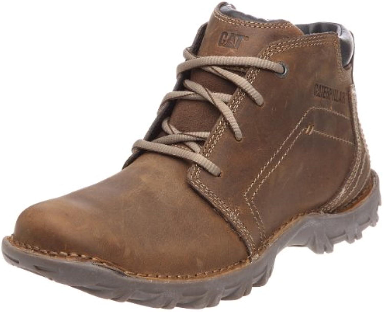 Cat Footwear TRANSFORM - Botas para Hombre, Beige (Dark Beige), 41 EU -