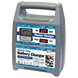Streetwize SWBCG8 Automatic Plastic Cased Battery Charger 6/ 12 V 8 A
