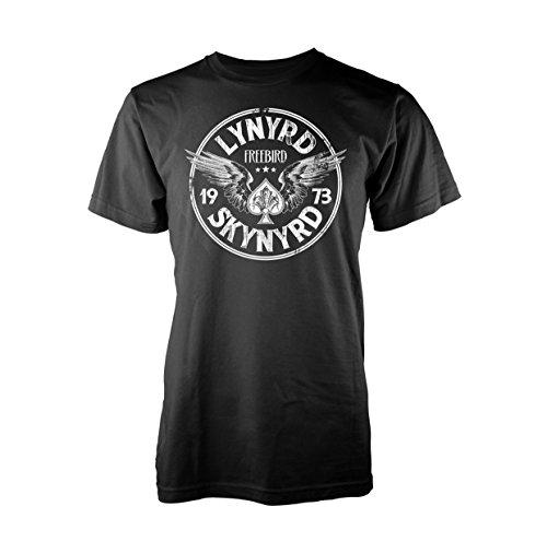Unknown - Camiseta - para hombre negro negro Medium