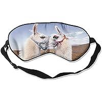 Eye Mask Eyeshade Alpaca Figure Sleep Mask Blindfold Eyepatch Adjustable Head Strap preisvergleich bei billige-tabletten.eu