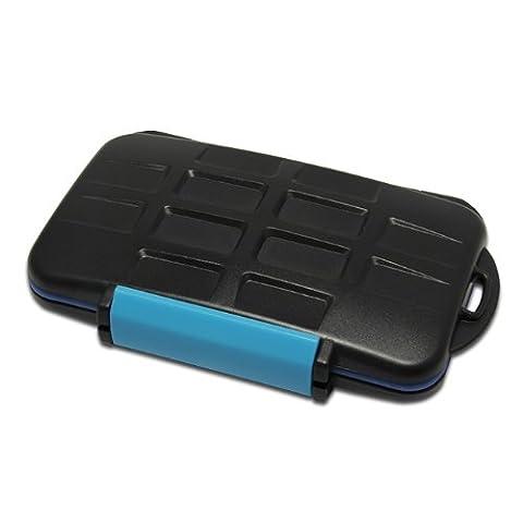 Card Case Maximal Power mémoire SD / CF Compact