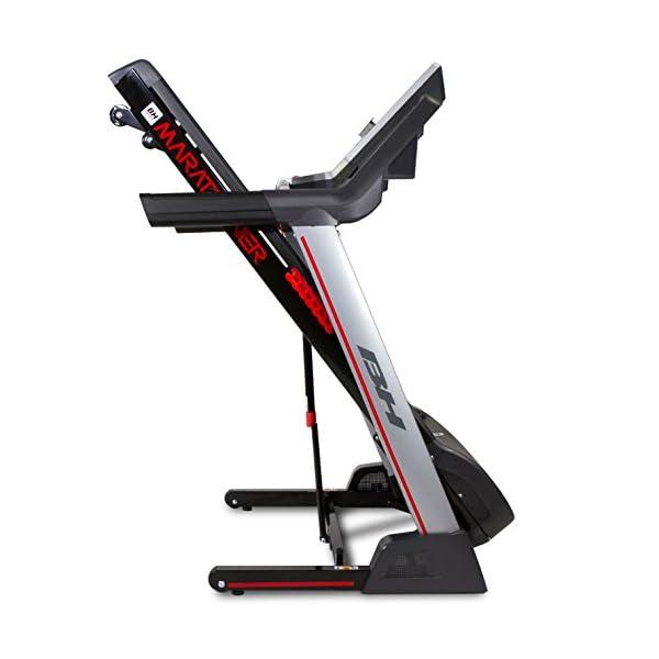 BH Fitness WG6458RF i.Marathoner - Tapis roulant - Elettrico - Pieghevole - Vel.Max. 21 Km/h - Inclinazione in 15… 3 spesavip