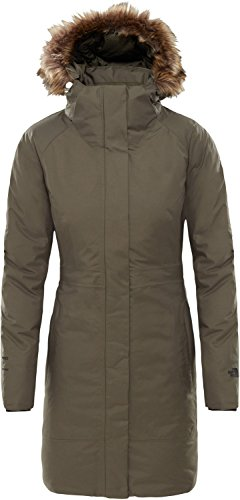 THE NORTH FACE Damen Arctic II Parka, New Taupe Green, S