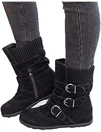 Amazon.es: Botas Largas 39 Zapatos para mujer Zapatos