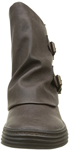 Blowfish Oil, Bottes Chukka Femme Marron (Brown Texas PU 205)