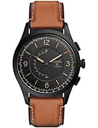Fossil Activist Analog Black Dial Men's Watch - FTW1206