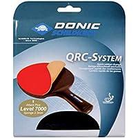 Donic-Schildkröt Almohadilla de Repuesto QRC Nível 7000 para Raquetas de Tenis de Mesa, Esponja de 2,3 mm Liga, Aprobada por ITTF, Hombre, 752579