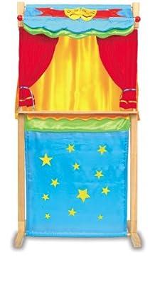 Teatro con marionetas de mano Tellatale T-2359