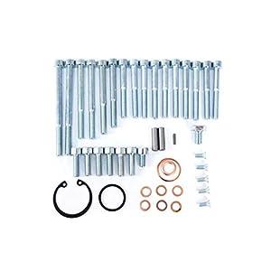 Schraubensatz, Normteile Inbus für Motor MZ ES, ETS, TS 125, 150 (41 Teile)