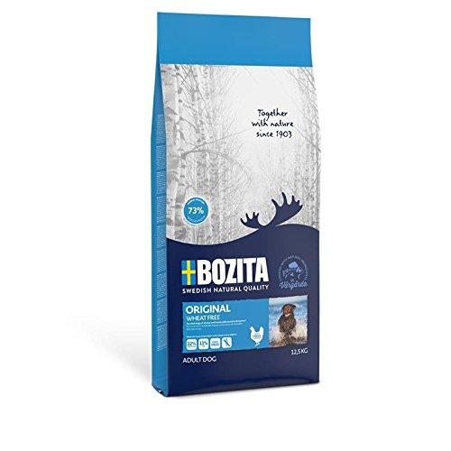 Bozita Original Weizenfrei | 12,5kg Hundefutter trocken
