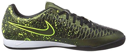 Nike Magista Onda IC Herren Fußballschuhe Gelb (Dark Citron/Drk Citron-Blk-Vlt 370)