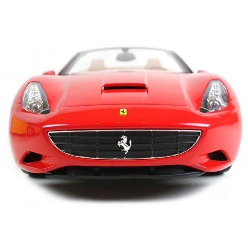 RC Auto kaufen Rennwagen Bild 4: Ferrari California Cabrio - RC ferngesteuertes Lizenz-Fahrzeug im Original-Design, Modell-Maßstab 1:12, Ready-to-Drive, Auto inkl. Fernsteuerung, Neu*