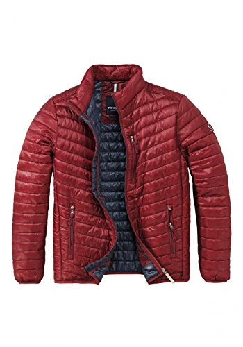 Redpoint - Leichte Herren Stepp-Jacke in verschiedenen Farben, Walker (R70178.2648) Rot (3400)