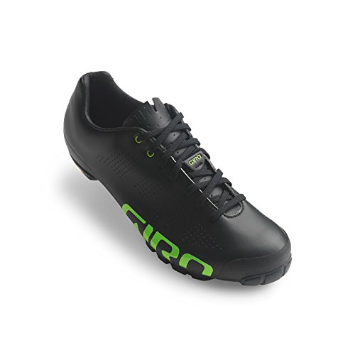 Giro Empire VR90 HV MTB Fahrrad Schuhe Schwarz/grün 2019: Größe: 40.5