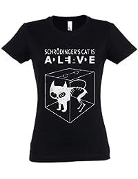 Amazon.es: camiseta gato - Negro / Camisetas / Camisetas y ...