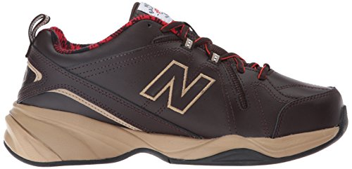 New Balance Men's MX608V4 Training Shoe Dunkelbraun