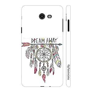 Enthopia Designer Hardshell Case Dream Away Back Cover for Samsung Galaxy J3 (2017)