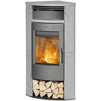 eckkaminofen fireplace kaminofen malta naturstein 6 kw holz und teefach store gutschein