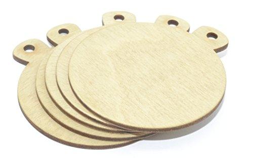 Band, 7cm Durchmesser, 5erPackung (Wenig Trophäen)